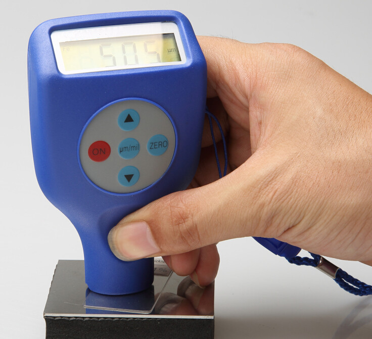 Coating Thickness Gauge_SDR8102 Coating Thickness Gauge