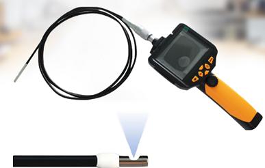 工业内窥镜优势特点应用领域及检测程序