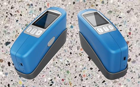 应用光泽度仪测试镜面水泥地面光泽