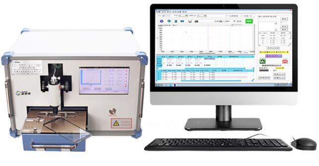 透光率测试仪技术性特点