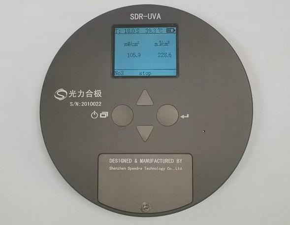 紫外辐照计在高压汞灯上的应用