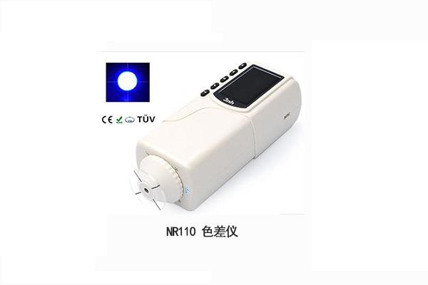 光学检测仪器色差仪怎么使用?