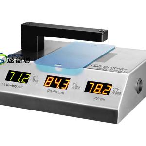 UV400测试仪 SDR852透过率测试仪